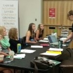 Empowered Me graduate inspiring new students